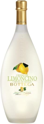 Bottega Crema di Limoncino 15% 0.5L