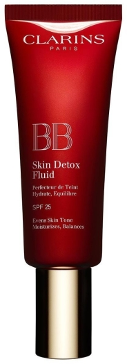 Clarins BB Skin Fluid Detox SPF25 N°02 Medium 45ml