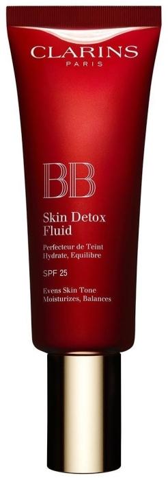 Clarins BB Skin Fluid Detox SPF25 N02 Medium 45ml