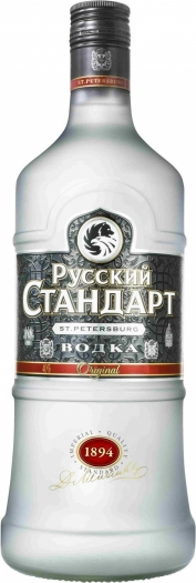 Russian Standard Vodka 40% 3L