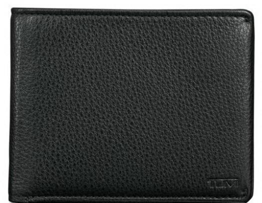 Tumi 0186133D Double Billfold Wallet