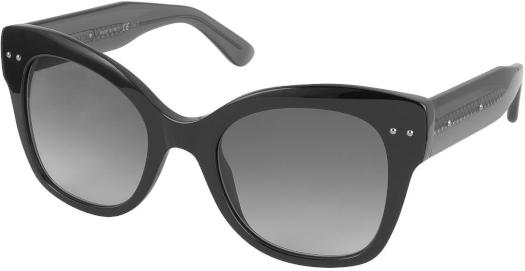 Bottega Veneta BV0083S Acetate Cat Eye Sunglasses