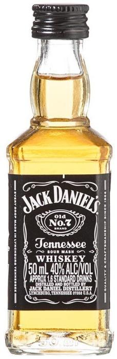 Jack Daniel's Black Label 50ml