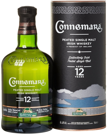 Connemara Peated 12 YO 0.7L