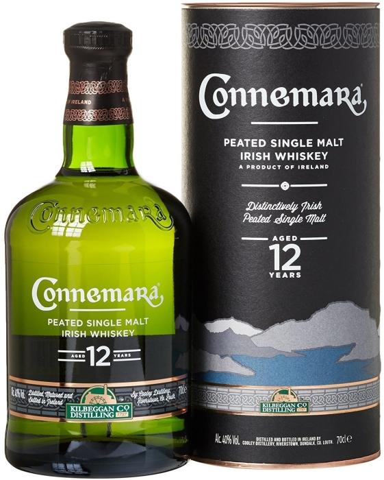 Connemara Peated 12 YO 0.7L