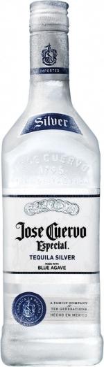 Jose Cuervo Plata Especial Silver Tequila 1L