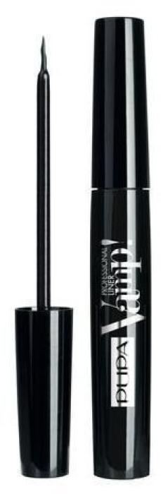 Pupa Eyeliner with Ultra Thin Brush 100 4.5ml