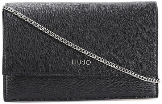 Liu Jo Shoulder clutch bag black