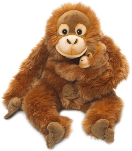 WWF Line Senior Orangutan