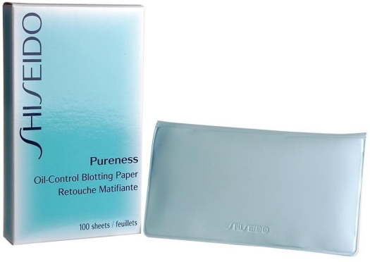 Shiseido Pureness Oil-Control Blotting