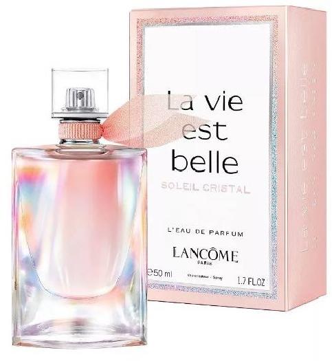 Lancome La Vie est Belle Soleil Cristal Eau de Parfum 50 ml