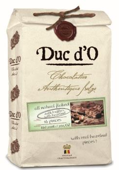 Duc d'O Truffles Milk hazelnut 200g