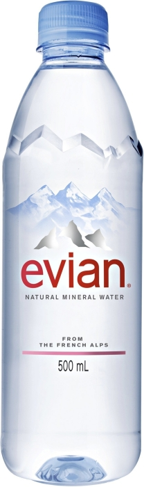 Evian 0.5L