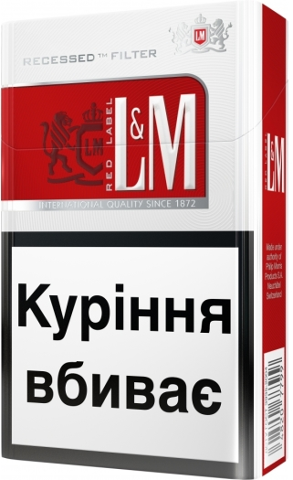 L&M Red Label Pack