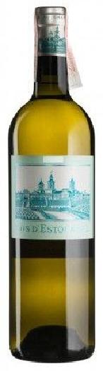 Château Cos d'Estournel blanc BLC 2018 13,5% dry white wine 0.75L