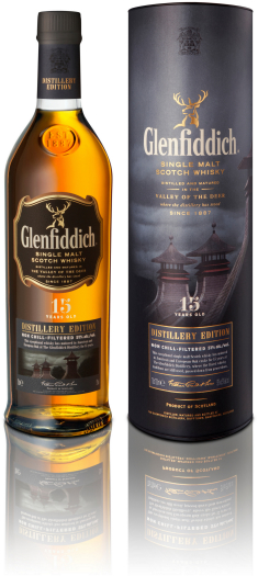 Glenfiddich 15 Year Old Distillery Edition 51% 1L