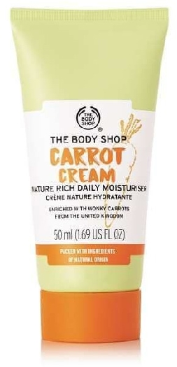 The Body Shop Face Cream Carott 1092611
