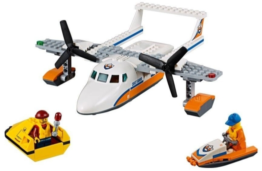 LEGO City 60164 Sea Resuce Plane