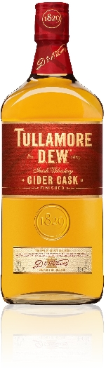 Tullamore Dew Cider Cask Finish Whiskey 40% 0.5L