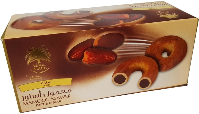Siafa Dates Mamool Asawer Sesame 200g