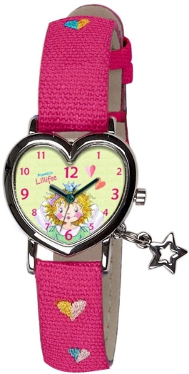 Spiegelburg Princess Lillifee Watch with Embroidery