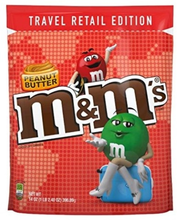 M&M's Peanut Butter 396.9g