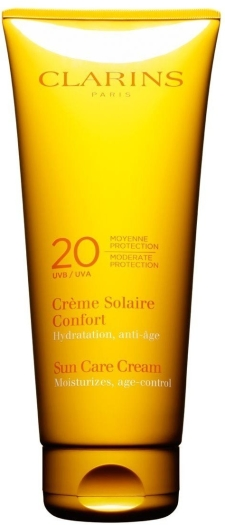 Clarins Sun Care Soothing Cream 200ml