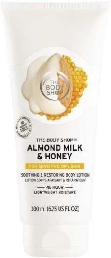 The Body Shop Almond Milk&Honey Body Lotion 200ml