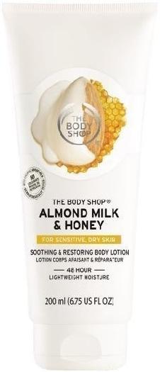 The Body Shop Almond Milk&Honey Body Lotion 200ml