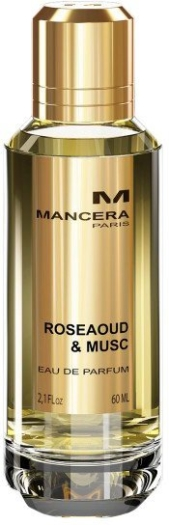 Mancera Rose Aoud&Musc EdP 60ml