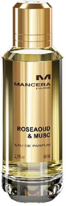 Mancera Rose Aoud&Musc EdP 60ml