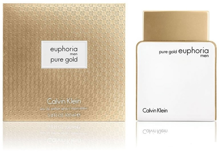 CALVIN KLEIN Pure Gold Euphoria For Men 100ml