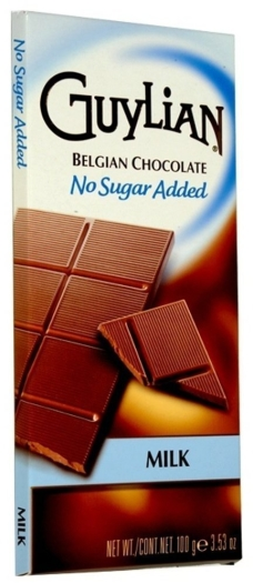 Guylian Sugarfree Milk Chocolate 100g