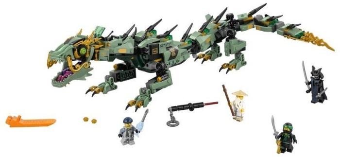 LEGO Ninjago Mech Dragon