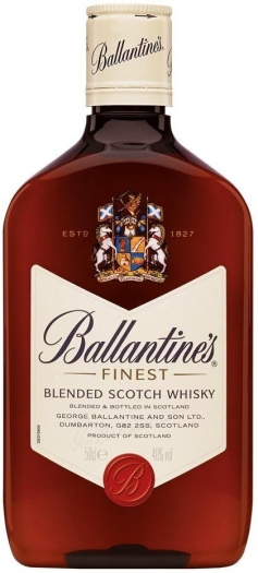 Ballantine's Finest 40% Whisky PET 0.5L