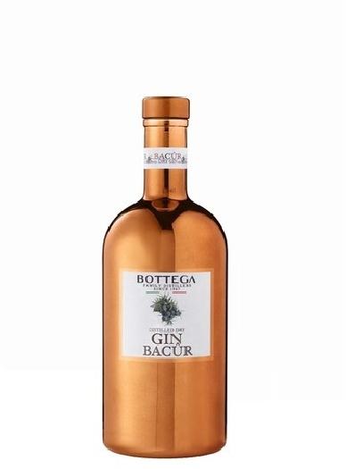 Bottega Bacûr Gin 40%