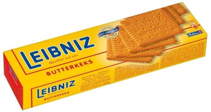 Leibniz Butter Kekse 200g