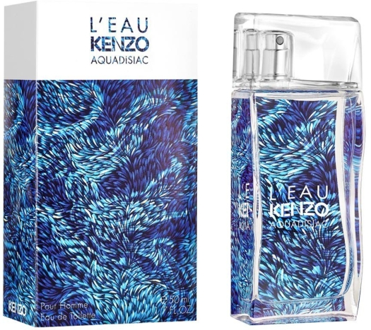 Kenzo L'Eau Kenzo Aquadisiac pour Homme EdT 50ml