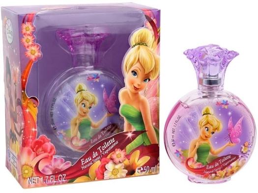 Kids World Disney's World Fairies EdT 50ml
