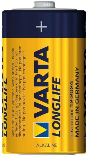 Varta Longlife Extra DLR20 Alkaline