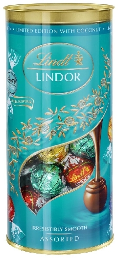 Lindt Lindor with Coconut 400g