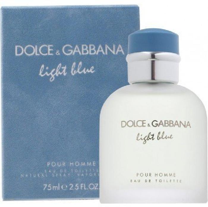 Dolce&Gabbana Light Blue Pour Homme 75ml