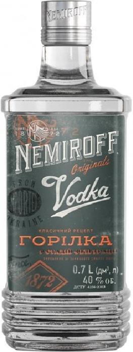 Nemiroff Original Vodka 1L