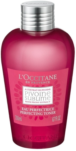 L'Occitane en Provence Peony Perfecting Toner 200ml