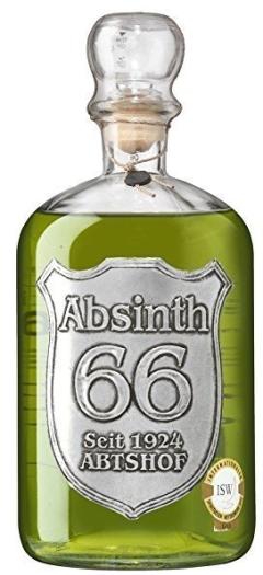 Abtshof Absinth 66 1L