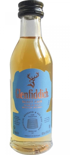 Glenfiddich Select Cask Collection