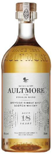 Aultmore 18 Year Old 46% 700ml