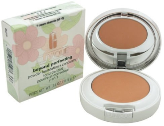 Clinique Beyond Perfecting Powder Chamois 5g