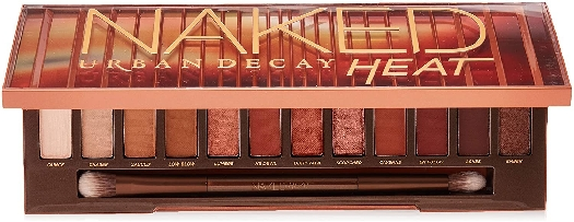 Urban Decay Heat Eyeshadow Palette: 12x 1,3 g