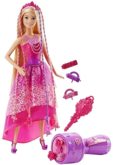 Barbie, twist n style princess